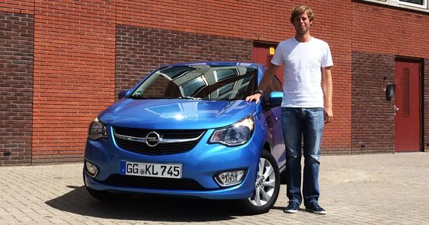 Essai Opel Karl : timide mais séduisante