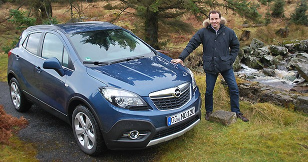 essai opel mokka 1 6 cdti 136 ch enfin un diesel digne de ce nom. Black Bedroom Furniture Sets. Home Design Ideas
