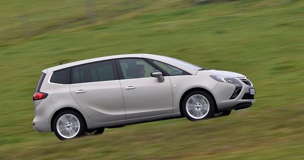 Essai Opel Zafira 1.6 CDTI 136 : le silence est d'or