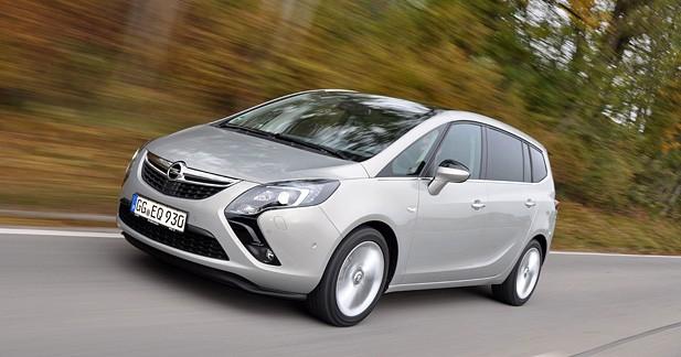 Essai Opel Zafira Tourer 2.0 CDTi 165 ch Cosmo Pack Start/Stop : recette améliorée