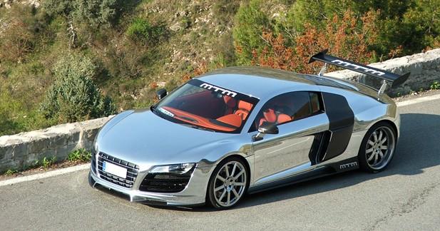 Essai Audi R8 MTM V10 Biturbo : Péché d'orgueil