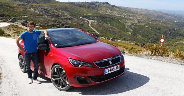 Essai Peugeot 308 GTi : Un sacré coup de griffe!
