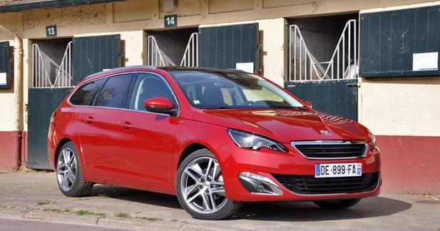 Essai Peugeot 308 SW 1.2 e-THP 130 : Poids plume et grands espaces