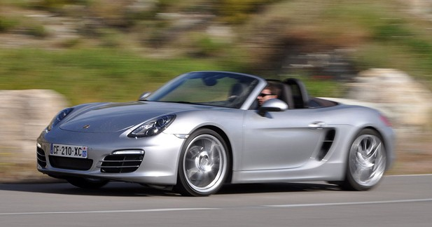 essai porsche boxster 2 7 bm6 et pdk the voice. Black Bedroom Furniture Sets. Home Design Ideas