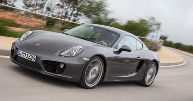 Essai Porsche Cayman 2.7 PDK (type 981) : sans complexe