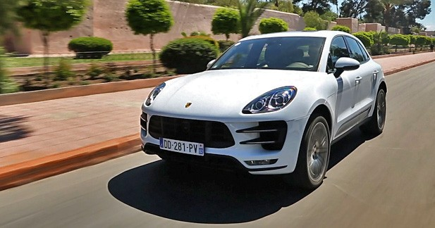 essai porsche macan turbo le plus puissant du segment. Black Bedroom Furniture Sets. Home Design Ideas