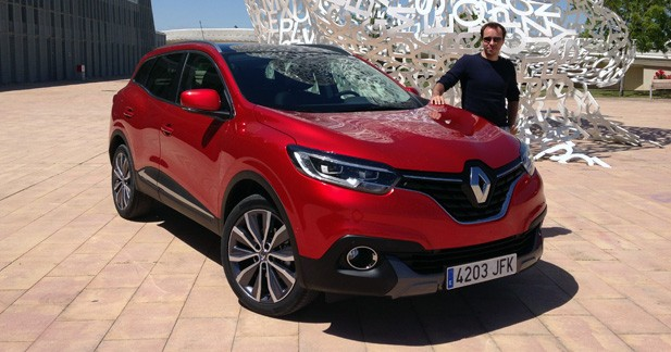 Essai Renault Kadjar: une arrivée tardive, mais réussie