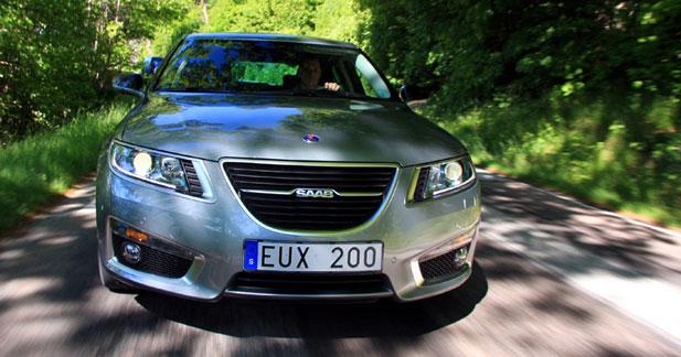 Essai Saab 9-5 : retour salutaire