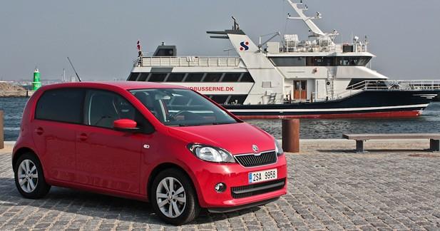 Essai Skoda Citigo 1.0 Mpi 60 ch Elegance : une VW Up! (un peu) moins chère