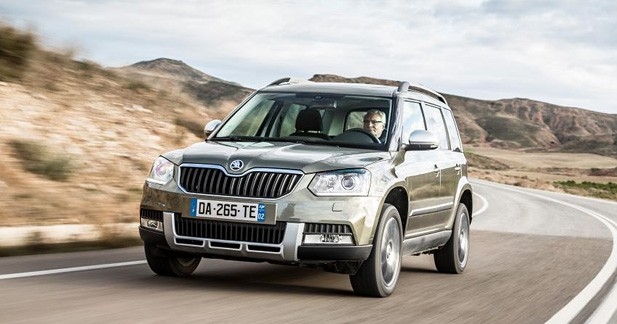 essai skoda yeti restyl validation des acquis. Black Bedroom Furniture Sets. Home Design Ideas