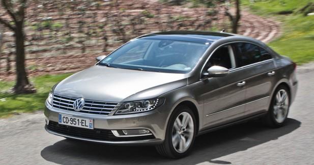 Essai Volkswagen CC 2.0 TDi 140 ch : Independance Day