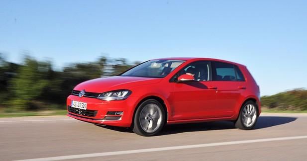 Essai Volkswagen Golf 7 2.0 TDI 150 et 1.4 TSI 140 ACT : bien partie pour régner