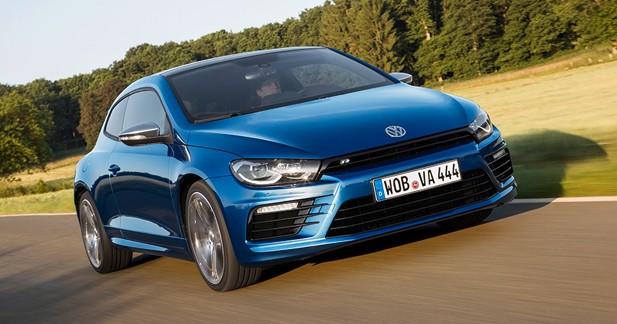 Essai Volkswagen Scirocco R : un atout charme dans l'ombre de la Golf R