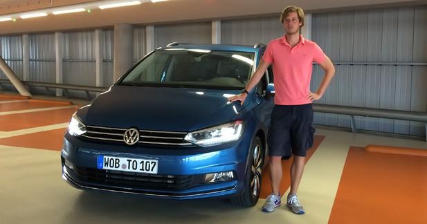 Essai Volkswagen Touran : rival du BMW Serie 2 GranTourer ?