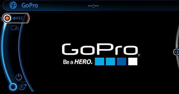Une application pour commander une GoPro à bord des Mini