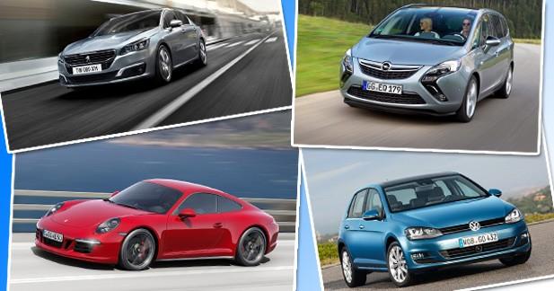 Etude : les français et l'automobile