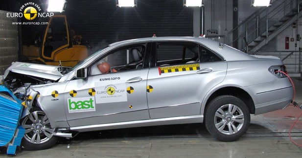 EuroNCAP Advanced : les technologies ont leur label