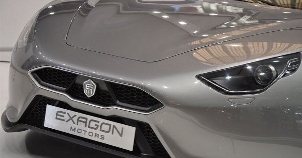 Exagon Furtive e-GT : The French Tesla…