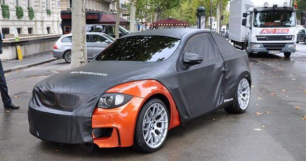 Rencontre avec la BMW Série 1 M Coupé