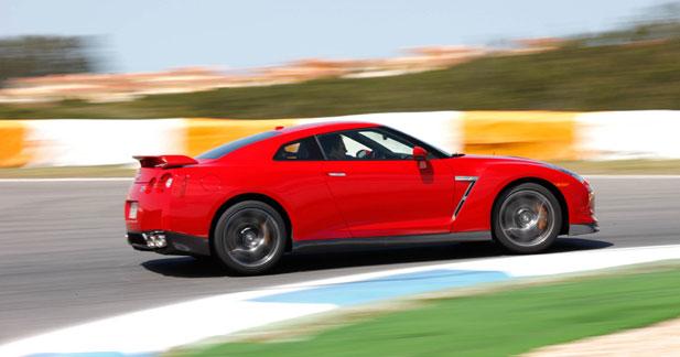 Exclusif : nous avons roulé en Nissan GT-R