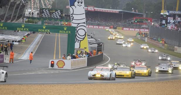 Les 24 Heures du Mans au salon de Genève