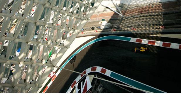 GP de F1 d'Abu Dhabi : toujours plus
