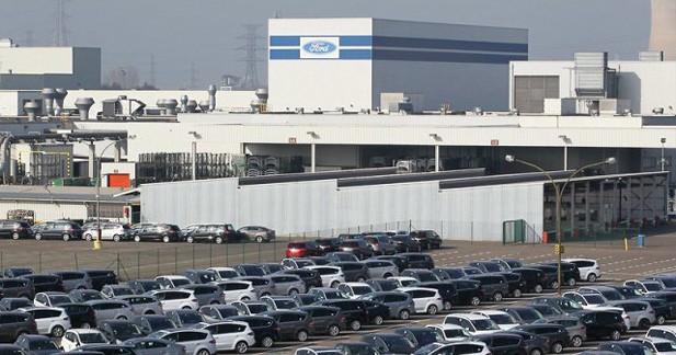 Ford devra débourser 600 millions d'euros pour fermer son site de Genk