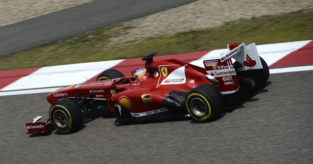 F1 - Chine : Fernando Alonso de retour aux affaires