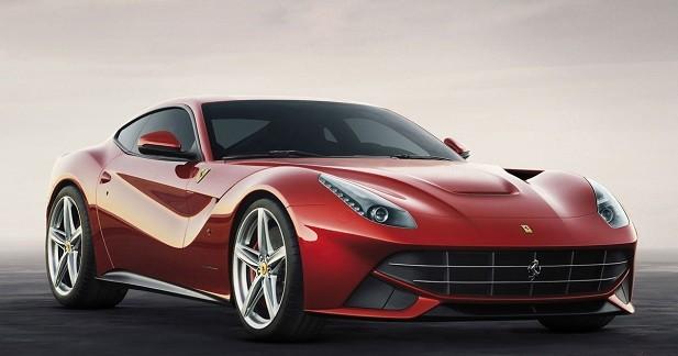 Ferrari F12: 200 kg en moins pour la version Speciale