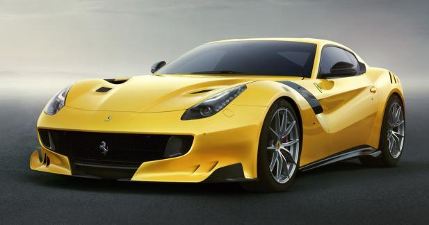 Ferrari F12 TDF: 780 ch et 4 roues directrices