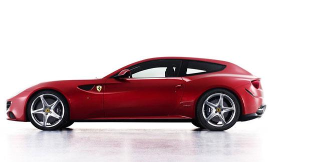 Ferrari FF : joindre l'utile au très agréable