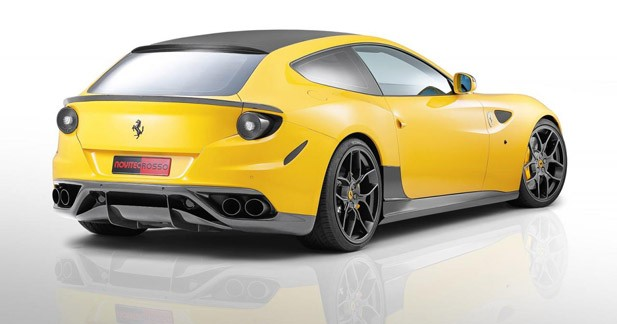 Préparateur : Novitec dope la Ferrari FF