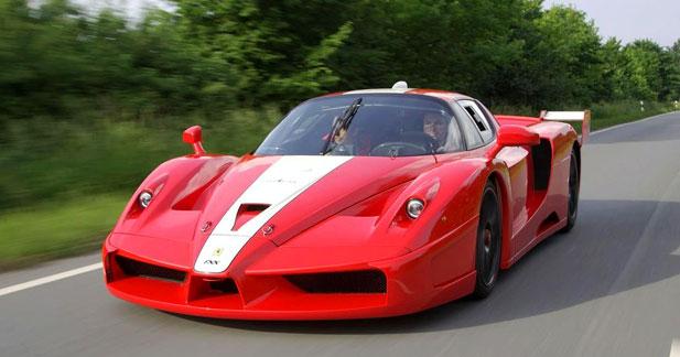 Ferrari FXX Edo Competition : la route est ouverte