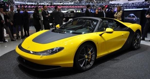 Ferrari Sergio: une 458 Speciale en hommage au designer
