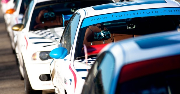 Plein Gaz : Zoom sur la FIA Institute Young Driver Excellence Academy 2011