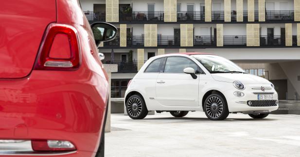 Fiat 500 1.3 Multijet II 95 ch et 1.2 69 ch Eco: l'italienne se fait plus discrète