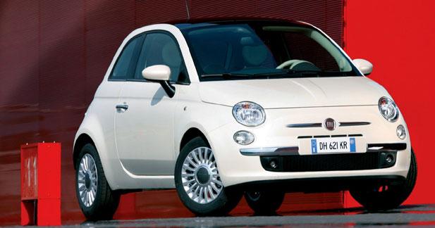 Fiat 500E : première mondiale au salon de Los Angeles