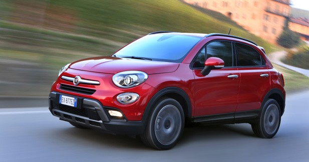 La Fiat 500X reçoit une nouvelle entrée de gamme diesel