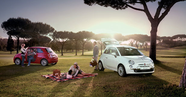 Fiat toujours leader européen des émissions de CO2