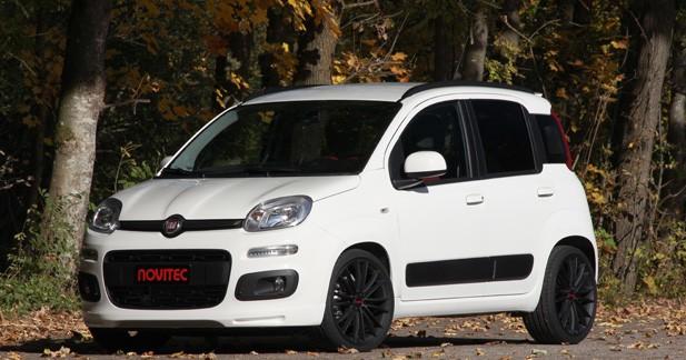 Novitec dévoile un programme de personnalisation pour la Fiat Panda