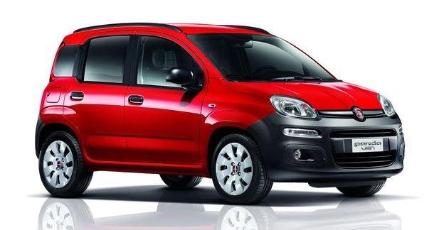 Fiat Panda Van : Mini-déménageur