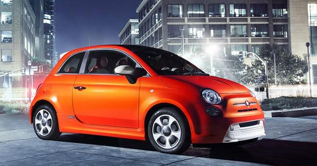 La Fiat 500E ne sera jamais vendue en Europe