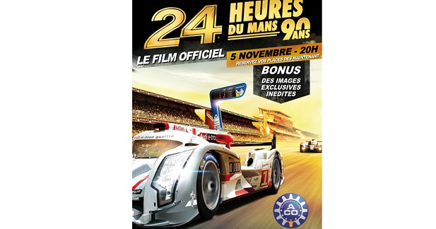 le film des 24 heures du mans 2013 au cin ma le 5 novembre. Black Bedroom Furniture Sets. Home Design Ideas
