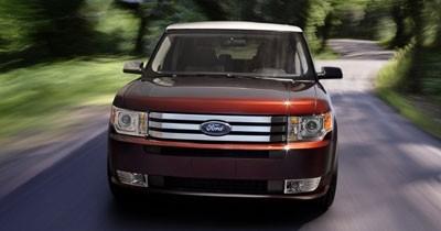 Flex : le premier crossover de Ford