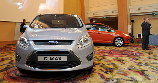 Ford C-Max et Grand C-Max : les nouvelles stars ?