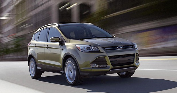 Ford Escape : Avant-goût de Kuga