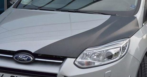 Ford mise sur la fibre de carbone pour consommer moins