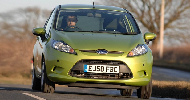 Fiche occasion Ford Fiesta 4 : dynamique et fiable