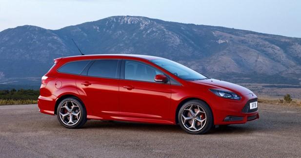 La Ford Focus ST dévoile ses tarifs