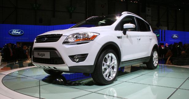 Ford Kuga : SUV branché